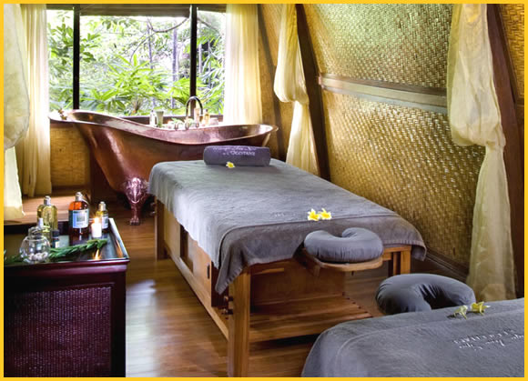 Lumbung House at Mango Tree Spa by L'OCCITANE